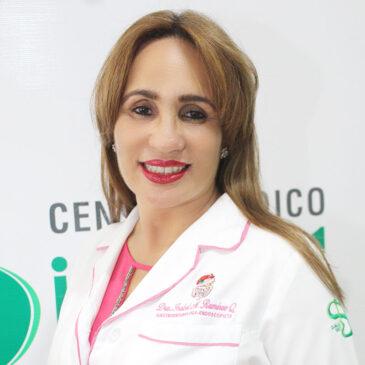 Doctora Isabel Ramírez